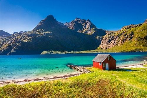 Journal à lettres | POWELL 2072912-charmante-norvege