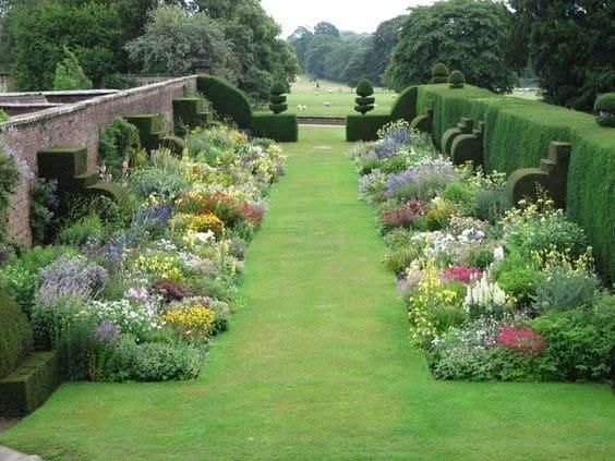 les plus beaux jardins anglais visiter pendant ton stage
