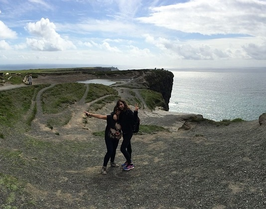 Au Pair en Irlande amies