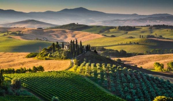 Les plus beaux lieux d'Italie