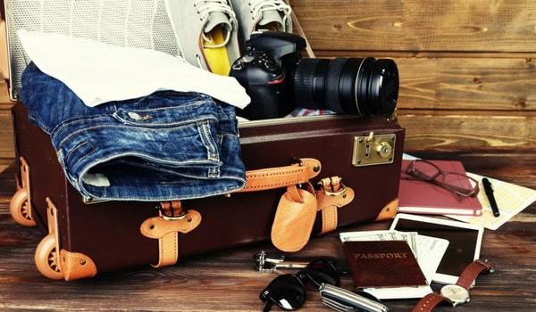 Préparer son bagage pour l'étranger
