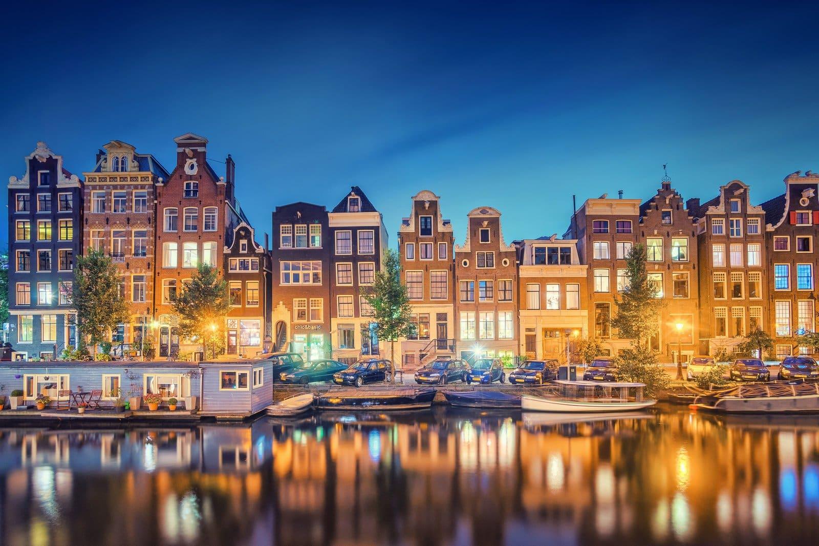 Etudier à Amsterdam