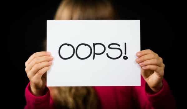 Erreurs fréquentes en anglais