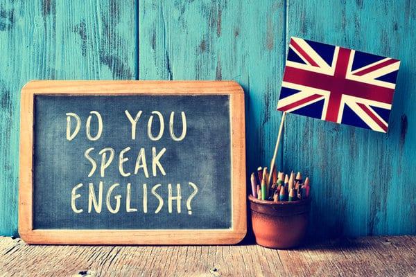 parler couramment anglais