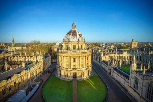 Oxford - Royaume-Uni