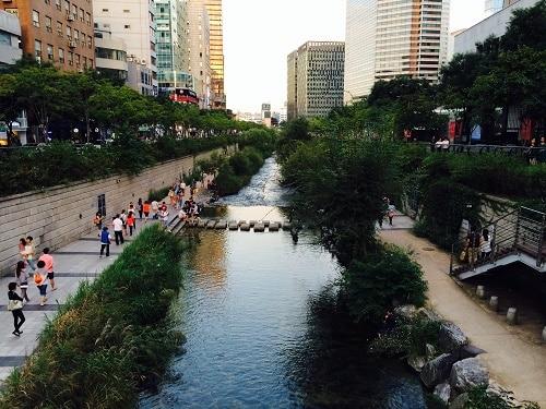 Témoignage Lucille - Corée du Sud