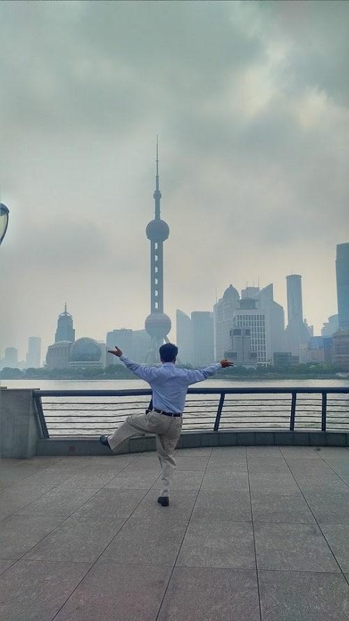 partir à l'étranger, Le récit de Léna partie à l'aventure en Chine