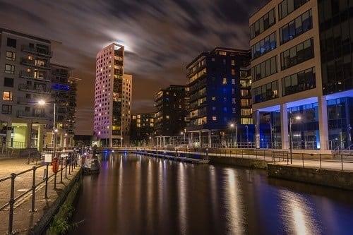 Leeds la nuit