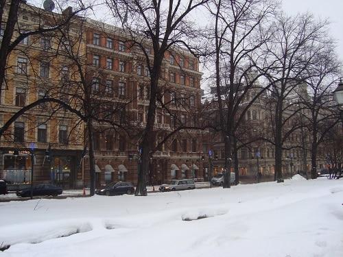 séjour à Helsinki, Séjour à Helsinki : Amélia nous raconte son aventure