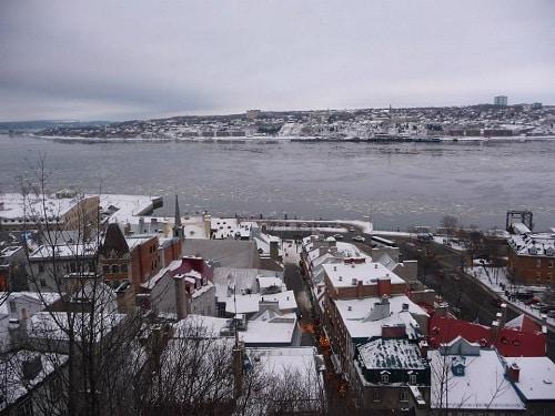 étudier à Québec, Récit de Louise, étudiante à Québec