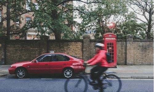 Conduire à Londres
