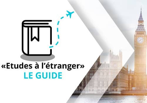 guide des études à l'étranger, Le guide des études à l'étranger