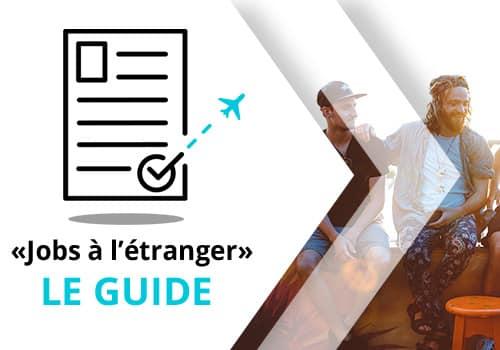guide du job à l'étranger, Le guide du job à l'étranger