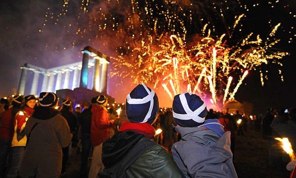 Que faire dans la capitale écossaise les fêtes de fin d'année ?