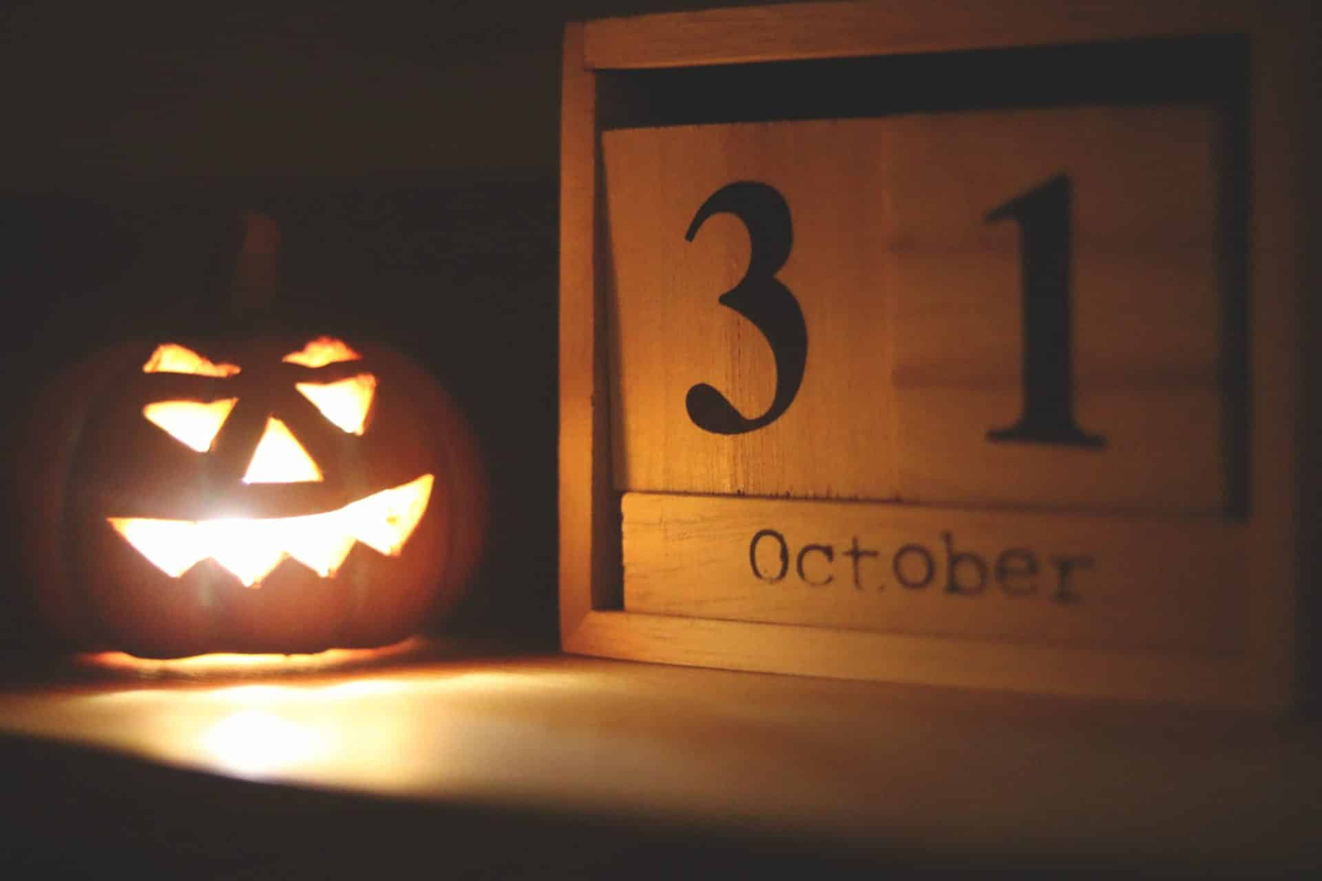 Halloween 2019 Date