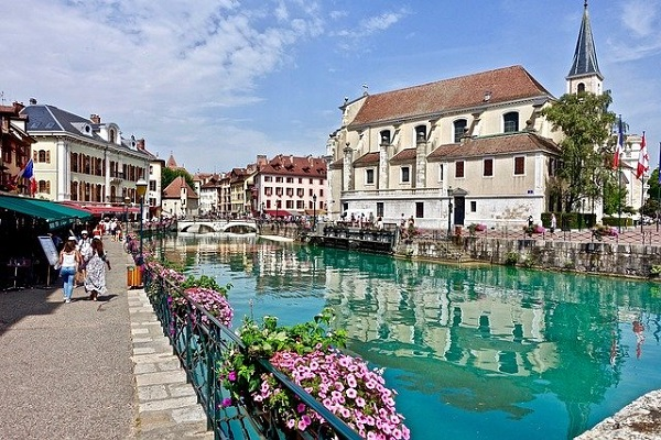 Quelle est la Venise française ?