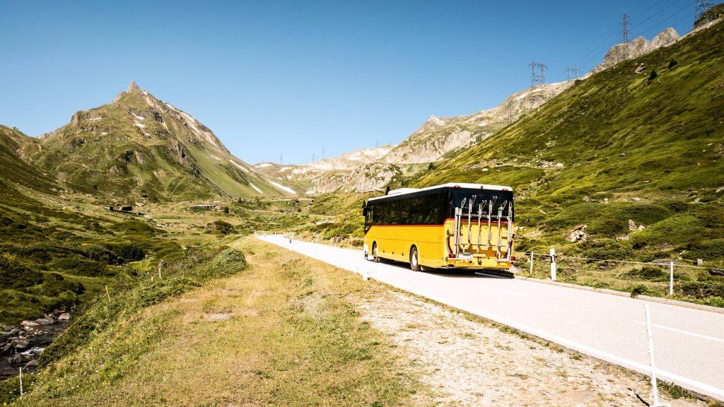 , Cet été, préférez le bus pour vous rendre à la montagne